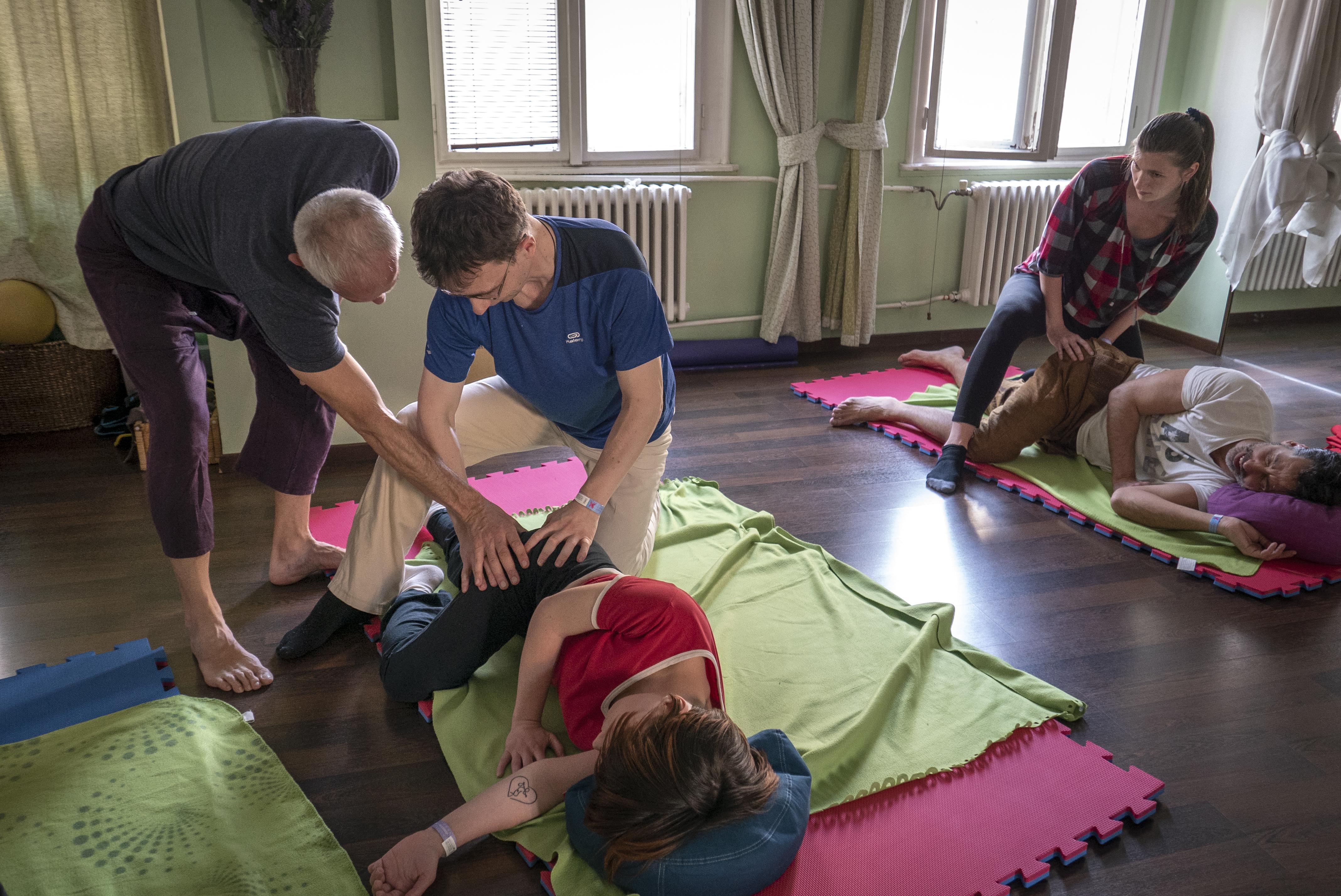 Thai masszázs gyakorlókör Budapesten